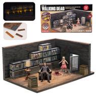 The Walking Dead Govenor's Room Mini-Figure Building Set