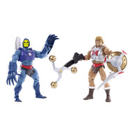 MOTU Flying Fists He-Man & Terror Claws Skeletor Figures