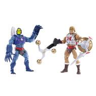 MOTU Flying Fists He-Man & Terror Claws Skeletor Figures