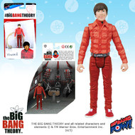 The Big Bang Theory Howard 3 3/4-Inch Action Figure Series 1