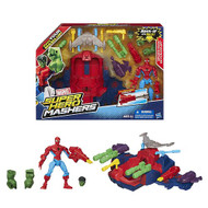 Marvel Super Hero Mashers Spider-Man Skycrawler Vehicle