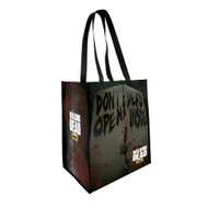 The Walking Dead Don't Open, Dead Inside Shopper Tote Bag