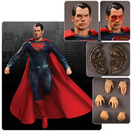 PRE-ORDER: Batman v Superman: Dawn of Justice Superman 1:12 Collective Action Figure