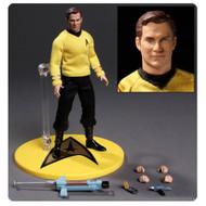 Star Trek Captain Kirk 1:12 Collective Action Figure