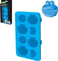 Sesame Street Cookie Monster Ice Cube Tray