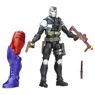 Marvel Legends: Mercenaries of Mayhem Scourge Action Figure