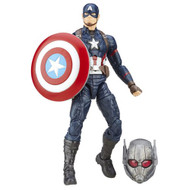 Captain America Civil War Marvel Legends Movie Captain America Figure