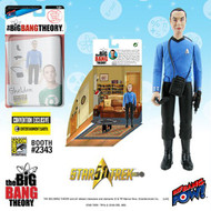 The Big Bang Theory Star Trek Sheldon 3 3/4-Inch Figure
