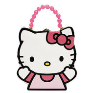 Hello Kitty Head Shaped Tin Lunch Box
