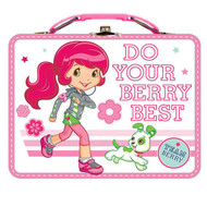 Strawberry Shortcake Berry Best Embossed Lunch Box