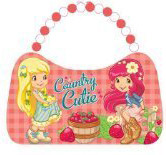 Strawberry Shortcake Country Cutie Scoop Purse Tin Tote