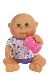 Cabbage Patch Kids - Drink N'Wet Newborn - Tan Newborn
