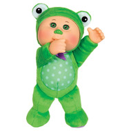 Cabbage Patch Kids Collectible Cuties - Safari Friends Chiro Frog