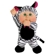 Cabbage Patch Kids Collectible Cuties - Safari Friends Keiko Zebra