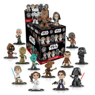 Star Wars Classic Mystery Minis Bobble Head Random 4-Pack