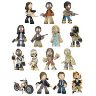 The Walking Dead Mystery Minis Series 4 Random 4-Pack