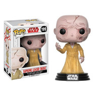 Star Wars: The Last Jedi Supreme Leader Snoke Pop! Vinyl Bobble Head