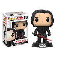 Star Wars: The Last Jedi Kylo Ren Pop! Vinyl Bobble Head
