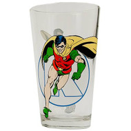 Robin Glass Toon Tumbler