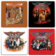 Aerosmith Coaster 4-Pack
