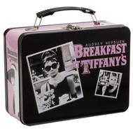 Breakfast at Tiffany's Large Tin Tote