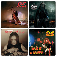 Ozzy Osbourne Album Cover Coaster 4-Pack