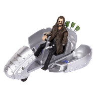 Men in Black 3 Action Figure with Large Accessory - Boris