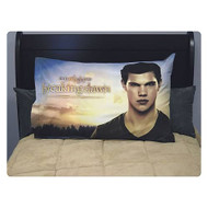 Twilight Breaking Dawn Part 2 Jacob Pillow Case