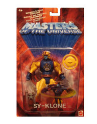 Masters Of The Universe Sy-Klone Figure