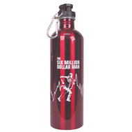 The Six Million Dollar Man 750 ml Water Bottle