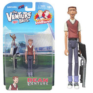 The Venture Bros. Dean Venture 3 3/4-Inch Figure