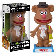 Muppets Fozzie Bear Bobble Head