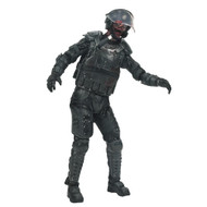 The Walking Dead TV Series 4 Riot Gear Zombie Action Figure