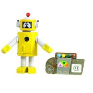 Yo Gabba Gabba Plex 3-Inch Action Figure with Accessory