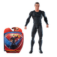 Superman Man of Steel Movie Masters General Zod Figure