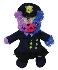 Teddy Scares Mazey Podge – Prison Guard 8-Inch Plush