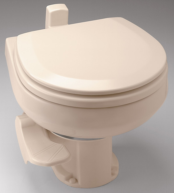 Sealand 146 Vacuflush Toilet (Bone) Available in several models to allow for various plumbing connections.