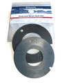 SEALAND TEFLON BOWL SEAL WITH DRAIN HOLE FITS ALL TRAVELER TOILETS