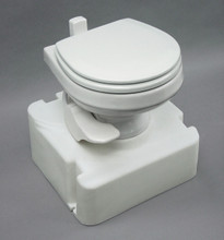 Sealand Dometic 312371101 711 M28 Gravity Toilet With