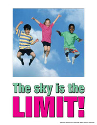 The Sky Is The Limoit-Kids Poster