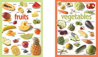 how to lose weight fast eating fruits and vegetables