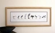 Wading Bird Print