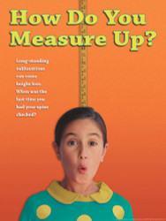 How do You Measure Up Poster