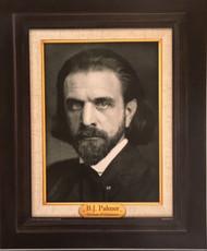 B.J. Palmer Portrait Sticky Poster