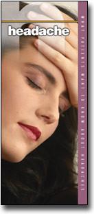 Headache Chiropractic Brochure