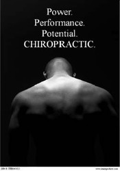 Power of Chiropractic Poster