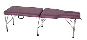 Lloyd-C105- Portable Chiropractic Adjusting Table