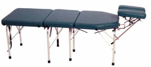 Chiropractic Portable Table With Drops