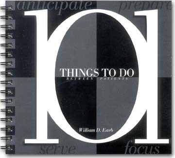 101 Things to Do Between Patients Chiropractic Book