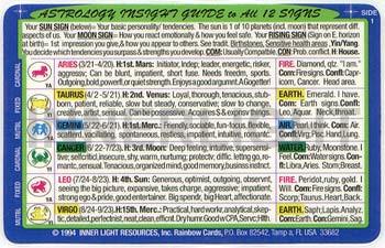 Astrology Card